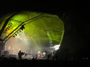ltimo dia da Queima das Fitas levou milhares de fãs ao concerto dos Blasted Mechanism Foto: Ricardo Vieira Caldas