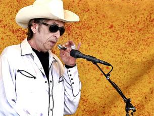 "Bob Dylan encerrou o concerto com ""Like a Rolling Stone"" Foto: Thomas Hawk / Flickr"