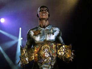 A 14ª. edição Festival Mundial de Bodypainting realiza