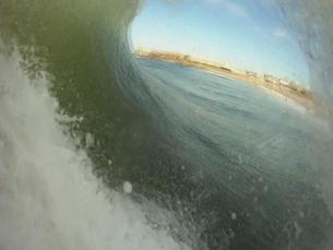 Os bodysurfers prezam, sobretudo, a liberdade e a adrenalina que a modalidade proporciona Foto: DR