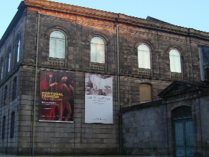 A recuperação do Centro de Congressos da Alfândega do Porto ficou a cargo de Souto de Moura Foto: Arquivo JPN