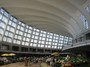 Ainda não há data prevista para a reabertura do Mercado Foto: Flickr/Tantegert