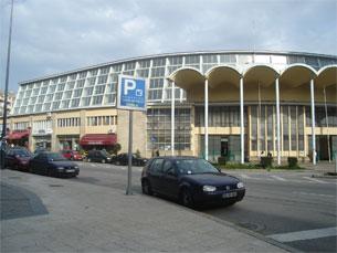 Concurso aprovado pela maioria, com abstenção do PS e voto contra da CDU Foto: Joana Vasconcelos/ Arquivo JPN