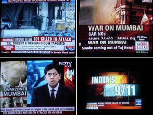 Ataques puseram a Índia e o mundo em choque Foto: Keerthivasan Rajamani