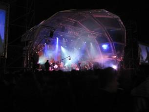 O concerto de Boss AC durou mais de duas horas Foto: Ivone Barreira
