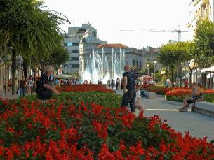 Braga fica a apenas três euros e uma hora de comboio do Porto Foto: Ana Catarina Medeiros