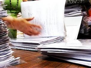 Sindicatos contestam novas regras Foto: Ricardo Fortunato/Arquivo JPN
