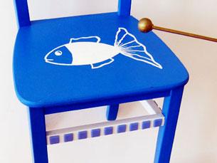 Uma das cadeiras para ver no Clube Literário do Porto Fotos: Cristiana Afonso