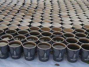 Estudo concluiu que os portugueses deverão multiplicar o consumo de café nos próximos 10 anos Foto: betta design/Flickr