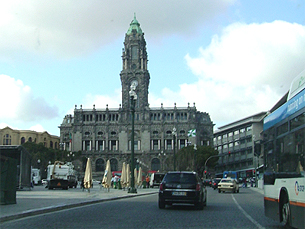 O leilão da Câmara Municipal do Porto serviria para pagar o acordo extrajudicial do Parque da Cidade Foto: Diana Santos/Arquivo JPN