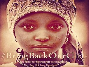 """Mais de 200 raparigas foram raptadas na Nigéria, em abril, e a campanha """"Bring Back our Girls"""" quer libertá"""