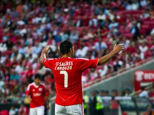 "O Benfica enfrenta o Tottenham nos ""oitavos"" da Liga Europa Foto: rtppt/Flickr"