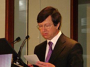 Carlos Lage, presidente da CCDR