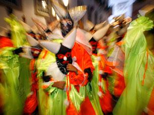 Os principais bares portuenses têm animação garantida na noite de Carnaval Foto: Flickr