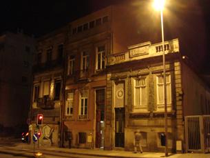 A Casa da Rua é um dos poucos albergues nocturnos existentes na cidade Foto: Mariana Silva