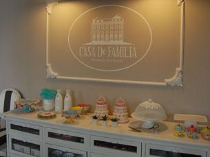 """A nova loja da Rua de Cedofeita tem um """"canto"""" para cada elemento da família Foto: Nélson Quintão"""