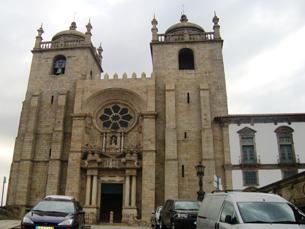 Igrejas, capelas e mosteiros fazem parte da história do Porto Foto: Rita Duarte