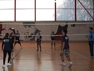 O CDUP volta a receber jovens no Campo de Férias Desportivas