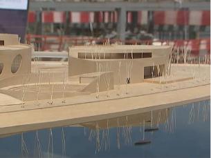 O Centro Champalimaud é inaugurado terça