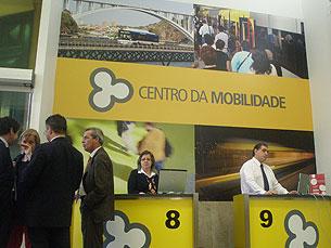 Ana Paula Vitorino destacou evolução do sistema de transportes da Área Metropolitana do Porto Fotos: Paula Alves Silva