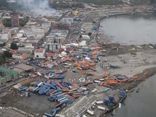 O Chile foi devastado por um sismo de 8.8 na escala de Richter Foto: Ifrc/ Flickr