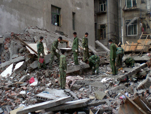 Sismo de 2008 fez mais de 60 mil mortos Foto: Remko Tanis /  Flickr