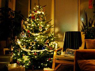 Com a fórmula criada pela Universidade de Sheffield, a decoração da árvore de Natal nunca foi tão fácil Foto: wolfsavard/Flickr