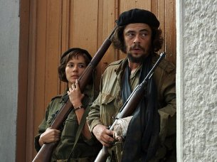 """Biopic sobre """"Che"""" Guevara de Steven Soderbergh abre o """"Fantas"""" Foto: DR"""
