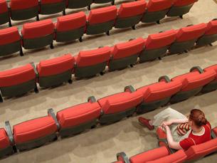 """Crítica de cinema é área profissional """"extremamente desvalorizada"""", diz Jorge Mourinha Foto: SXC"""