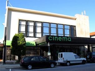 O cinema Nun'Álvares voltou a encerrar Foto: DR