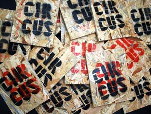 Circus quer dar a conhecer o trabalho de vários artistas portugueses Foto: DR