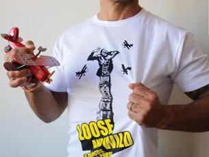 """A Tripas faz """"tshirt's à moda do Porto"""" para portuenses e turistas Foto: Tripas"""