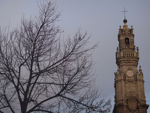 As obras de reabilitações dos Clérigos podem começar já daqui a dois, três meses Foto: Arquivo JPN