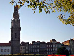 A proposta de Reforma da Administração Local prevê a junção das freguesias do centro histórico do Porto Foto: Ana Maria Henriques