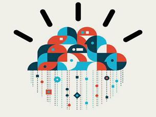 """Várias empresas portuguesas já implementaram o """"cloud computing"""", uma nova tendência mundial Foto: IvanWalsh.com/Flickr"""