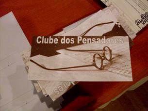 A próxima edição do Clube dos Pensadores vai contar com Garcia Pereira Foto: Alexandra Pinto Fula
