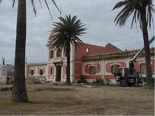 Obra teve início há nove anos Foto: Câmara Municipal de Espinho
