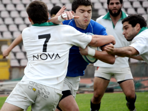 A final de Rugby 7 disputou