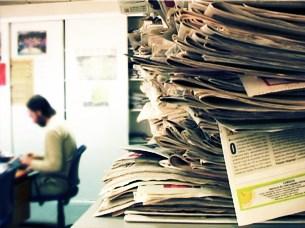 """Compra do jornal """"Metro"""" questionada pela Global Notícias Foto: Ricardo Fortunato / Arquivo JPN"""