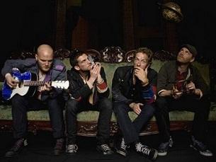 Os Coldplay são uma das bandas mais esperadas desta edição Foto: DR