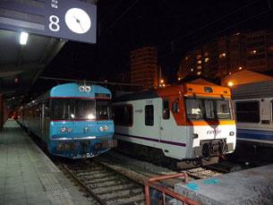 A nova ligação entre Porto e Vigo é fruto de uma parceria entre a CP e a Renfe Foto: Septem Trionis/Flickr