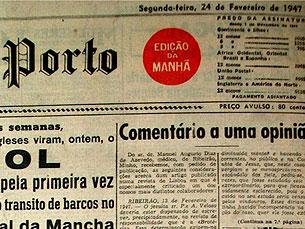 Comércio é um dos títulos mais importantes da história do jornalismo português Foto: DR