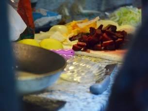 Sem desperdício, com economia é o mote do curso de culinária vegana, com quatro seções Foto: Rita Salomé Esteves