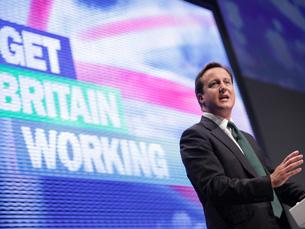 Os trabalhistas perderam o seu mandato para governar o país, defendeu David Cameron. Foto: Conservativeparty /  Flickr