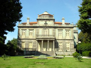 Conservatório muda de instalações em 2008 Foto: Conservatório de Música do Porto