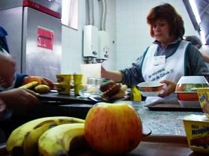 """Refeição da Consoada vai ser oferecida pela instituição, para cada um comer """"em sua casa"""" Foto: Arquivo JPN"""