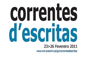 O Correntes D'Escritas tem lugar na Póvoa de Varzim entre 23 e 26 de Fevereiro Imagem: DR