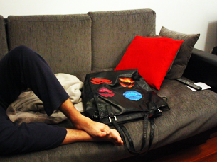 O couchsurfing é cada vez mais praticado em Portugal Foto: Ana R. Almeida