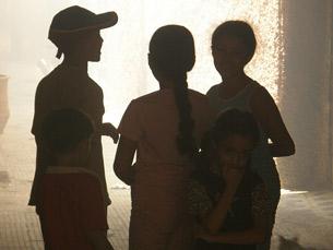 """A Unicef declara ser """"pouco provável"""" que as tendências mudem no curto prazo Foto: Arquivo JPN"""