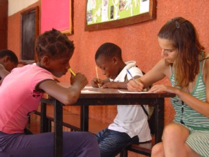 """Crianças do projecto são submetidas a """"um acompanhamento rigoroso"""" Foto: DR"""